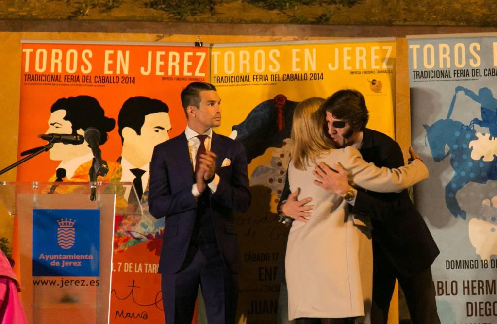 Galería: Acto de presentación carteles de la Feria del Caballo 2014 de Jerez