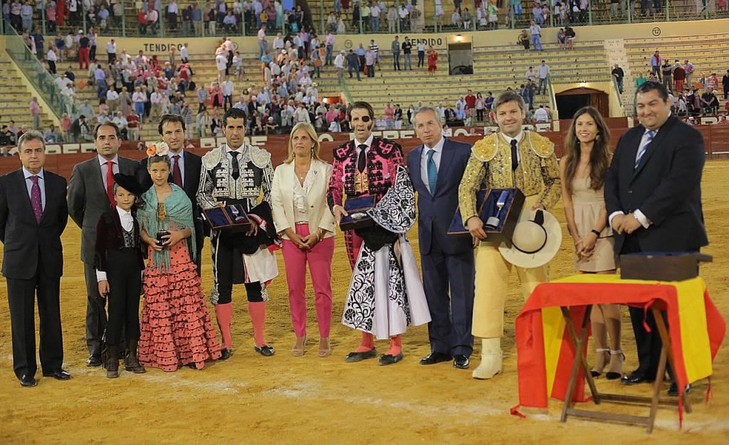 Corrida concurso de ganaderías. 17 de mayo #JerezMotordelToreo