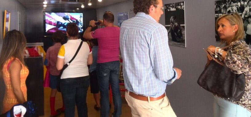 Éxito de la muestra #MoranteManzanares en Jerez